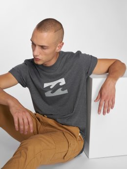 Billabong T-skjorter Wave grå