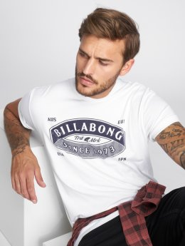 Billabong T-skjorter Guardiant hvit
