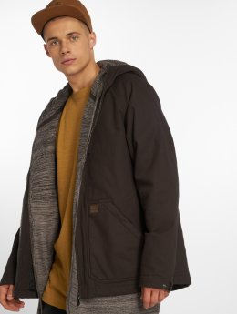 Billabong Übergangsjacke All Day Canvas schwarz