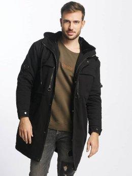 Black Kaviar Зимняя куртка Rayban черный