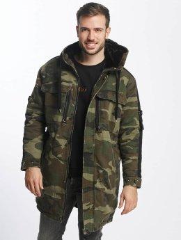 Black Kaviar Manteau hiver Rayban camouflage