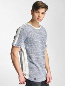 Black Kaviar t-shirt Selby blauw