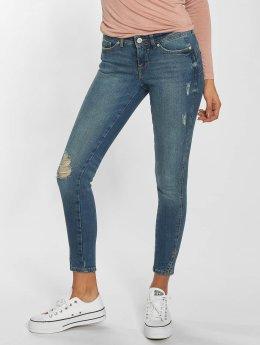 Blend She Nova Saran Ankle Skinny Jeans Medium Blue Denim