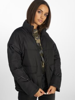 Blend She Puffer Jacket Estaba black