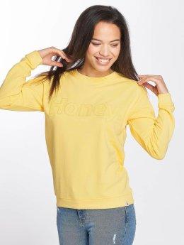 Blend She Pullover Hon R gelb