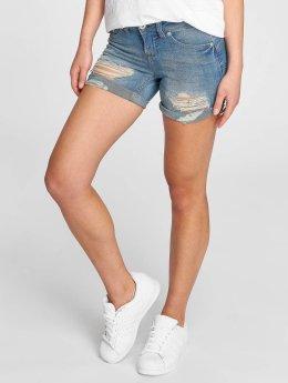 Blend She shorts Noval blauw