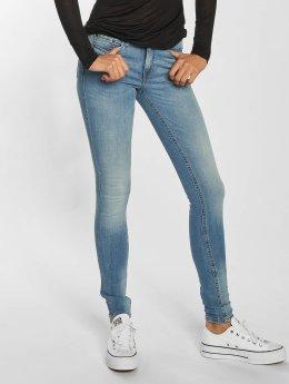 Blend She Skinny jeans Bright Azura blauw