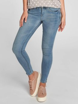 Blend She Nova Hazen Crop Skinny Jeans Medium Light Denim