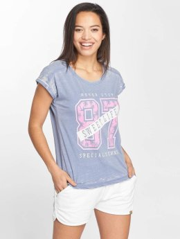 Blend She T-Shirt Sweet R bleu