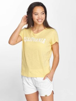 Blend She t-shirt Girls R geel