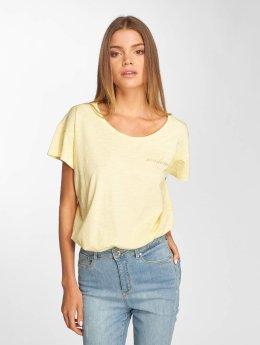 Blend She T-Shirt Cute R gelb