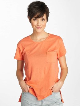 Blend She T-Shirt Mal R orange