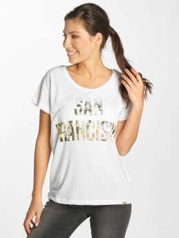Blend She T-Shirt Fran R weiß