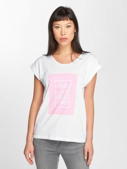 Blend She T-Shirt Girls R white