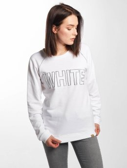 Blend She Malla L Sweatshirt Bright White