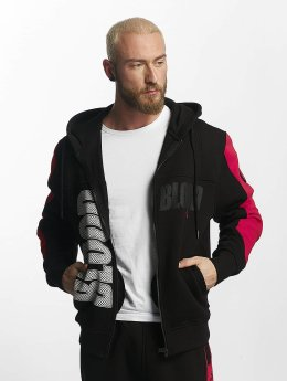 Blood In Blood Out Hoodies con zip Clean nero