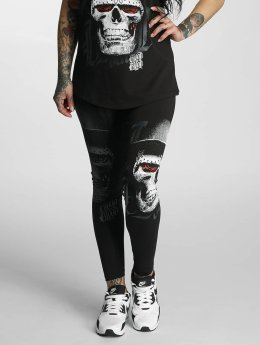 Blood In Blood Out Legging Skull Hat zwart