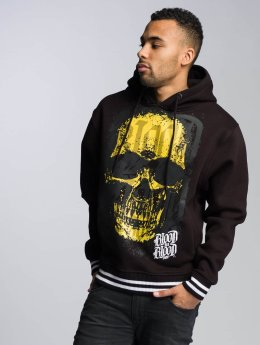 Blood In Blood Out Sudadera Calavera negro