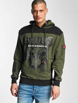 Blood In Blood Out Sudadera Chivato  verde