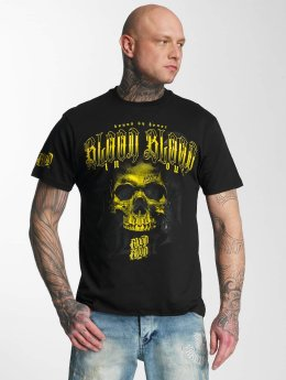Blood In Blood Out T-Shirt Yellow Honor noir