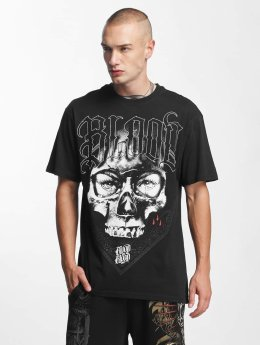 Blood In Blood Out Tóxico T-Shirt Black