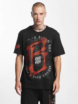 Blood In Blood Out t-shirt Life's a Risk zwart
