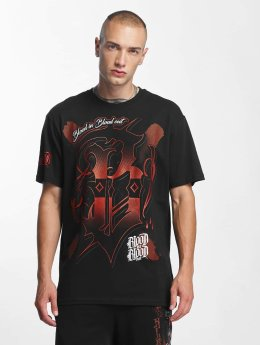 Blood In Blood Out t-shirt Escudo zwart
