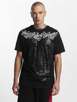 Blood In Blood Out t-shirt Mixto  zwart