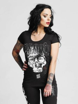 Blood In Blood Out T-Shirty Tóxico czarny