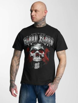 Blood In Blood Out T-skjorter Black Honor svart