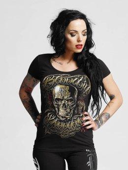 Blood In Blood Out T-skjorter Infernal svart