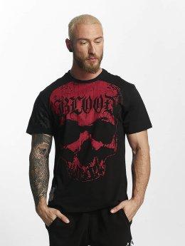 Blood In Blood Out T-skjorter Cartel svart