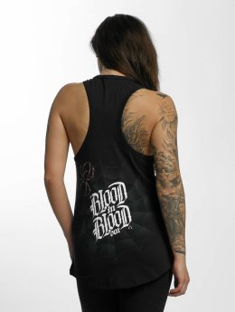 Blood In Blood Out Tank Tops Ranio Negro черный
