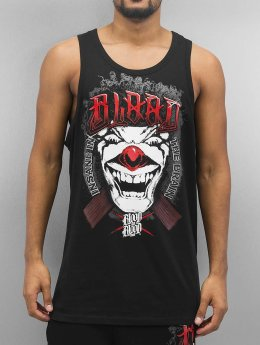 Blood In Blood Out Tank Tops Blood Harlekin Insane musta