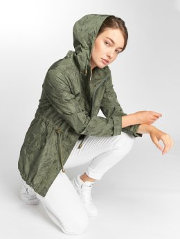 Brave Soul Демисезонная куртка Tiptop хаки