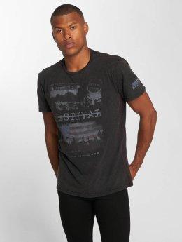 Brave Soul Camiseta Soul Gig negro