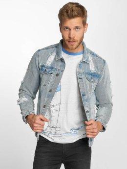 Brave Soul Lightweight Jacket Hampshire blue