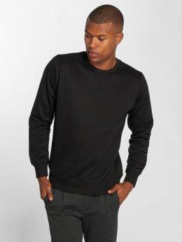 Brave Soul Pullover Jones schwarz