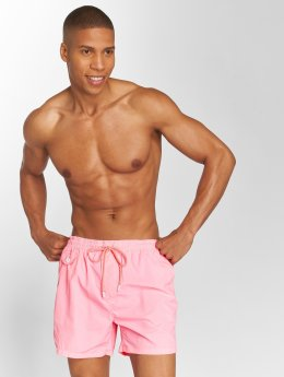Brave Soul Swim shorts Pier pink