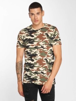 Brave Soul T-paidat Disguise camouflage