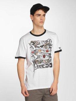 Brave Soul T-Shirt Drift blanc