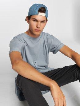 Brave Soul t-shirt Benji blauw