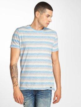 Brave Soul t-shirt Lore blauw