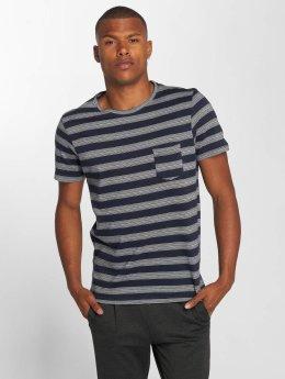 Brave Soul T-Shirt Gravel bleu