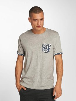 Brave Soul t-shirt Viola grijs
