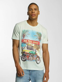 Brave Soul t-shirt Crew Neck groen