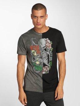 Brave Soul T-Shirt Octo noir