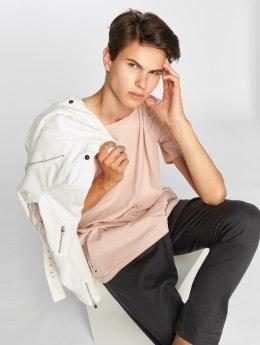 Brave Soul T-Shirt Benji rosa