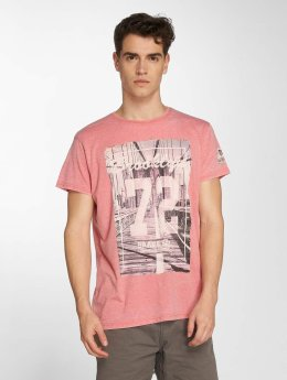 Brave Soul T-Shirt Bridge rose