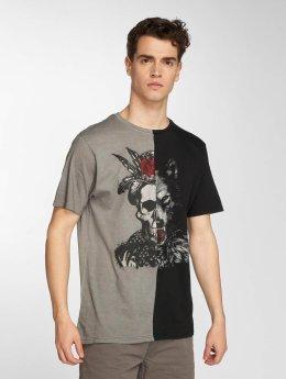 Brave Soul t-shirt Genre zwart